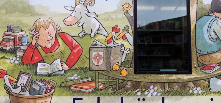 NDR berichtet über die Saatgutausleihe in der Fahrbücherei 15 im Kreis Segeberg